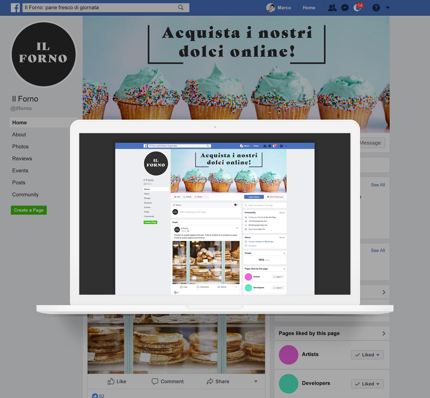 MiniMarket24 - Social Starter Kit